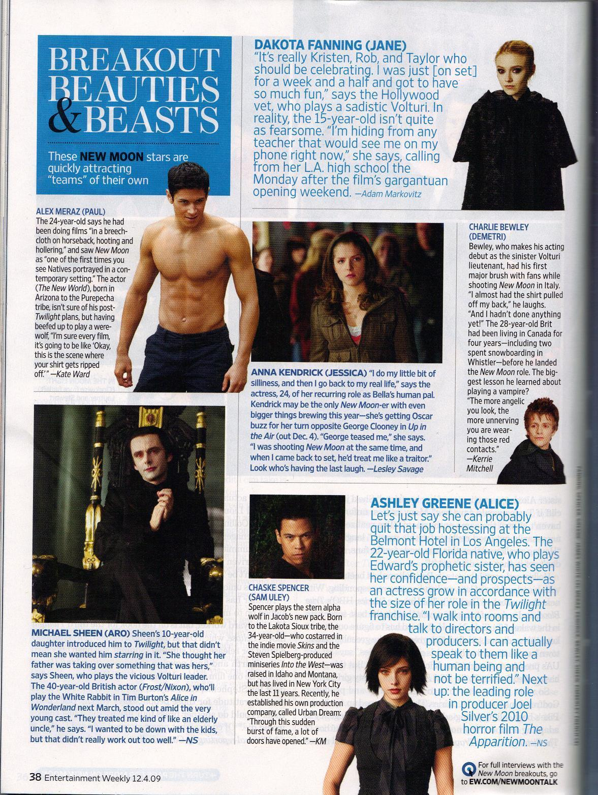 Entertainment Weekly Scans