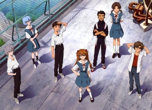 Evangelion @ School