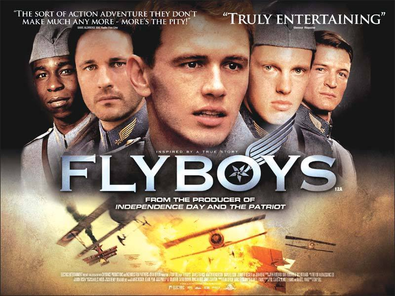 flyboys thesis
