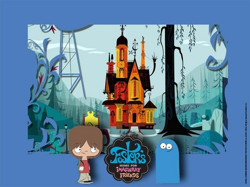 Foster's Home For Imaginary Friends wallpaper entitled Foster's
