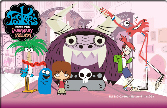 fosters home for imaginary friends cartoon porn