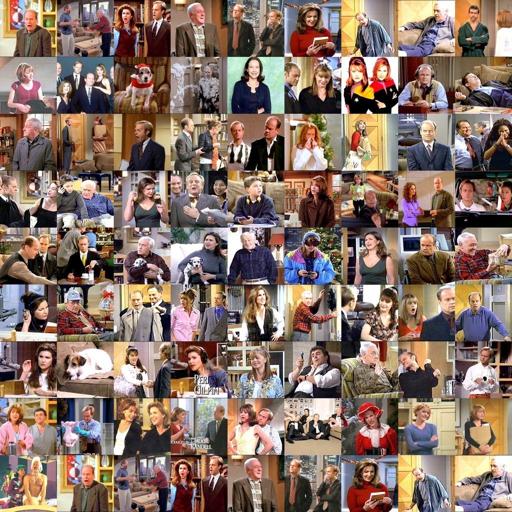 Frasier Collage