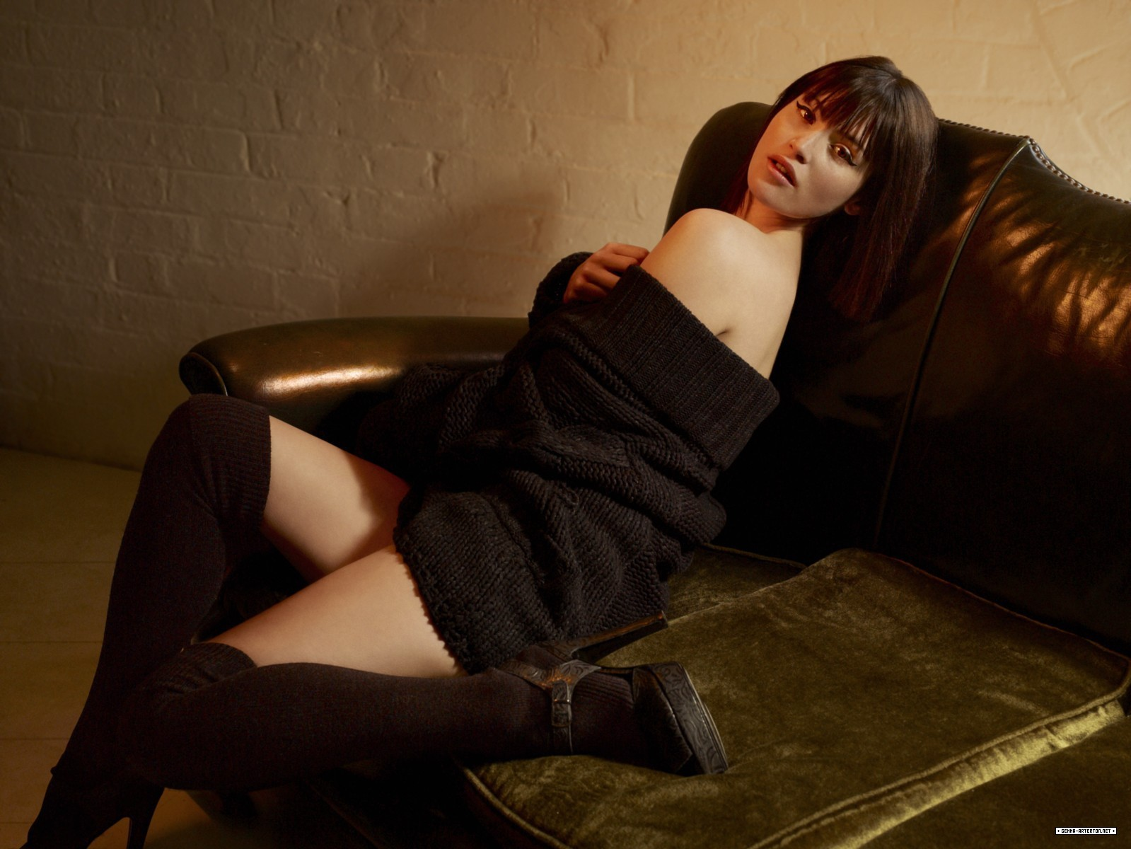 Gemma Arterton | Arena Photoshoot (HQ)