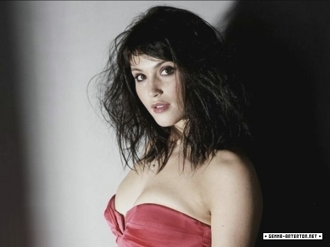 Gemma Arterton wallpaper probably containing attractiveness and a portrait titled Gemma Arterton | Daily Telegraph Photoshoot (2009)