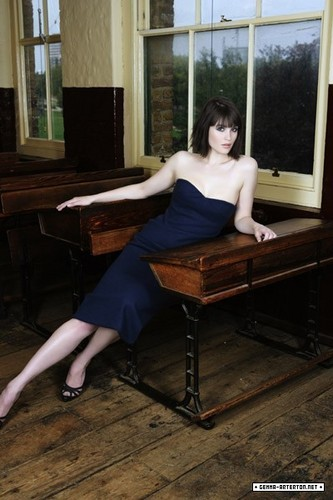 Gemma Arterton | Empire Photoshoot (2007)