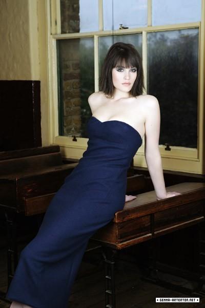 Gemma Arterton | Empire Photoshoot (2007)