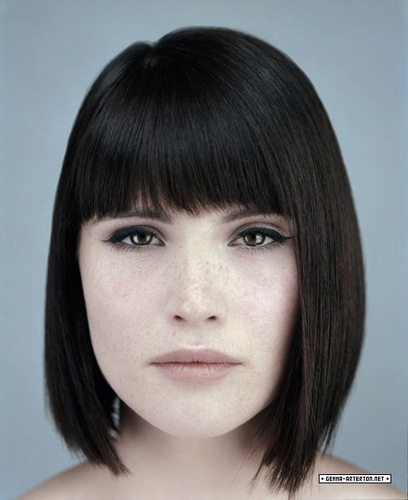 Gemma Arterton 바탕화면 with a portrait called Gemma Arterton | Marie Claire Photoshoot (2007)