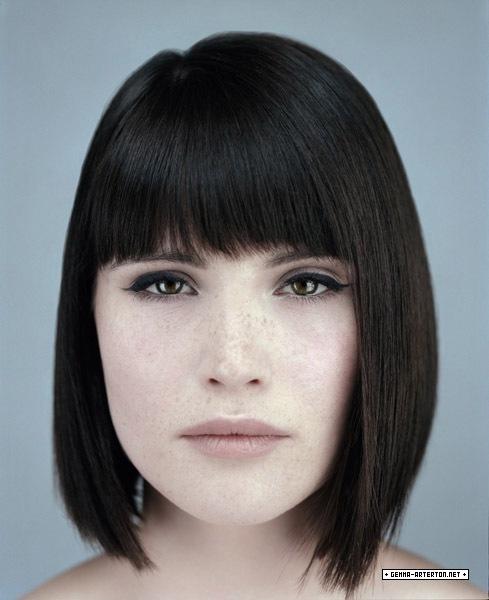 Gemma Arterton | Marie Claire Photoshoot (2007)