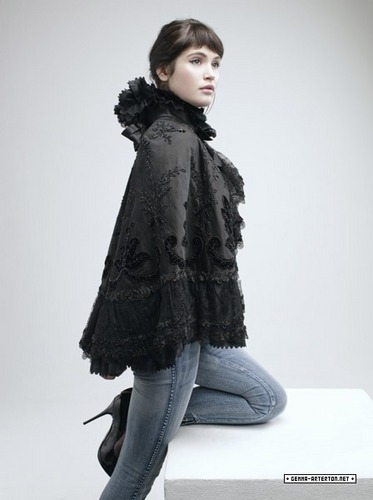 Gemma Arterton | Sunday Times Magazine (2009)