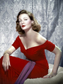 Gene Tierney - classic-movies photo