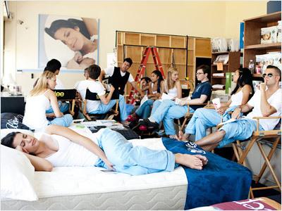 Glee-Mattress