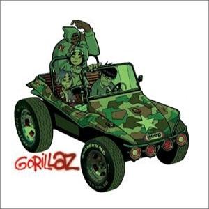 Gorillaz car