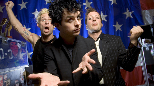 Green Day!!!!! Awesomeness!!!!