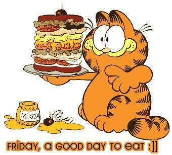 Happy friday - garfield Photo