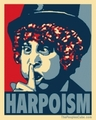 Harpoism - marx-brothers fan art