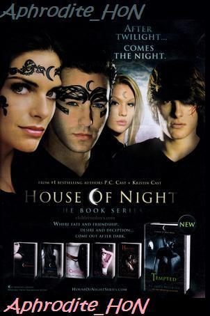 totally The House Of Night Series!!!!!!!!!!!!!!!!!