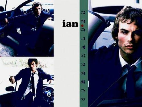 Ian Somerhalder fanart