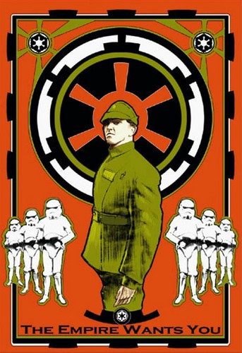 Imperial Recruiting Poster
