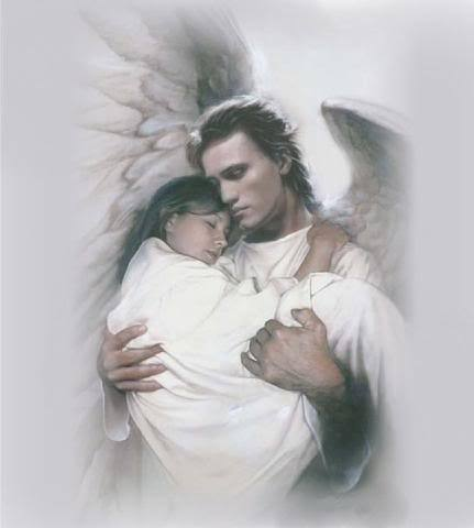Angels images In The Arms Of An Angel wallpaper and background photos