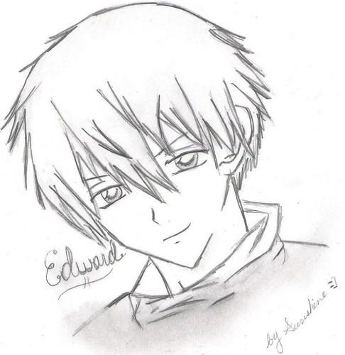 Is Edward!!! ^.^