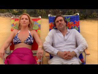 Izzie & Denny.