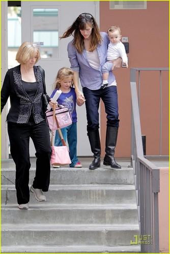 Jennifer, Violet, & Seraphina