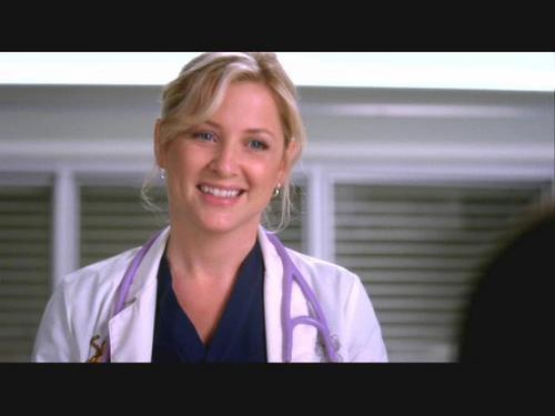 Jessica Capshaw as Arizona Robbins