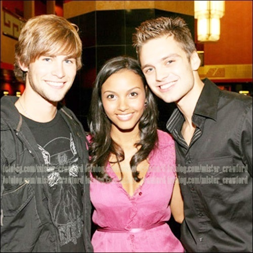 Jessica, Chace, Sebastian
