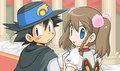 Kasey & Whinny: Ash and May Counterparts 01