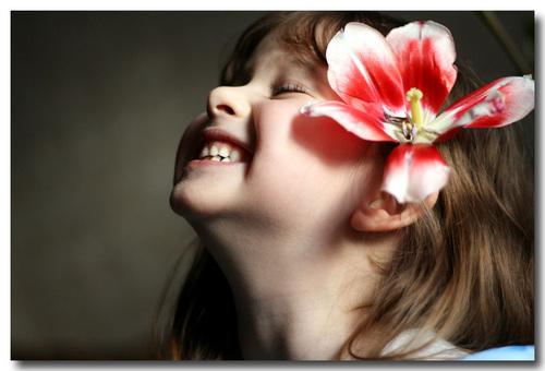 luôn giữ nụ cười