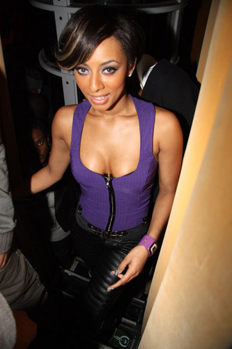 Keri Hilson wallpaper possibly containing bare legs, hosiery, and a hip boot called Keri Hilson