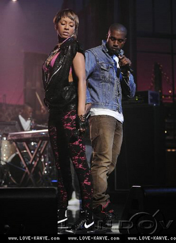 Keri Hilson wallpaper with a concert and a guitarist called Keri and Kanye