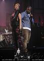 Keri and Kanye