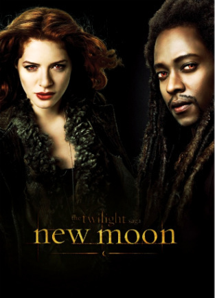 Laurent & Victoria New Moon Promo Poster