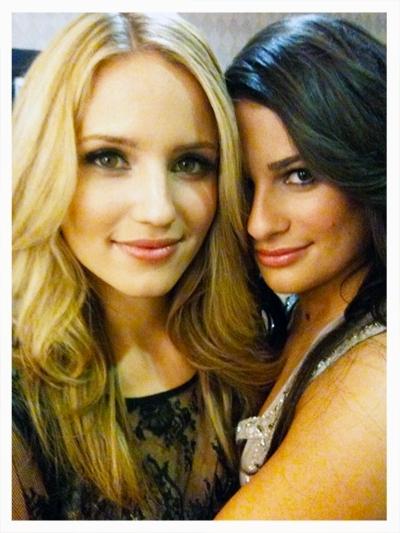 Quinn and Rachel Lea and Dianna - Lea-and-Dianna-quinn-and-rachel-9249809-400-533