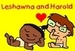 Leshawna and Harold - tdi-couple-babies icon