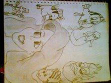 Little Mermaid..Ariel, Prince Eric, Skuttle,Flounder, etc.