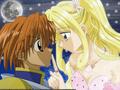 kaito-x-luchia - Shhh...! screencap