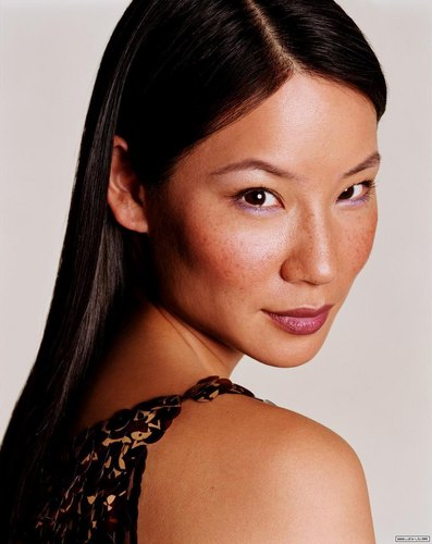 Lucy Liu wallpaper with a portrait called Lucy