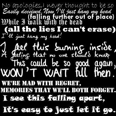 "Lyrics from ""Noots"""