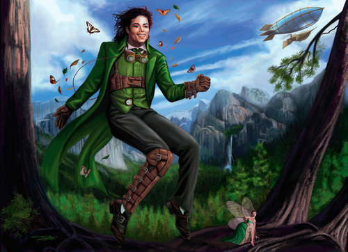 "MJ ""art"" - michael-jackson Fan Art"