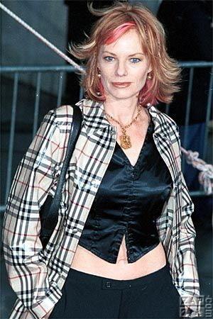 Marg @ 3rd Annual TV Guide Awards [February 24, 2001]