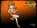 Mario Hoops 3-on-3 - peach-and-daisy wallpaper