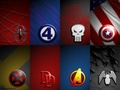 marvel-comics - Marvel Symbols wallpaper