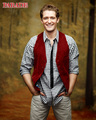 Matthew Morrison Photoshoot, Parade