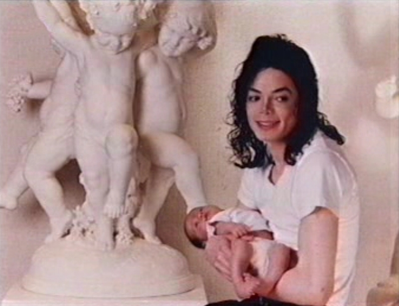 Michael <3 The Best Daddy On The World <3