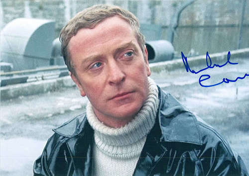Michael Caine In The Eagal Has Landed