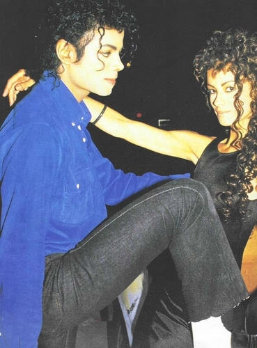 Michael and Tatjana