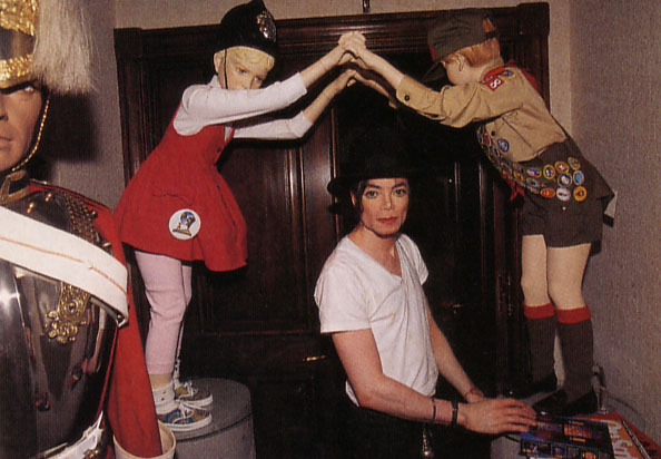 Michael : ) - michael-jackson photo