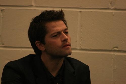 Misha at Collectormania 2009